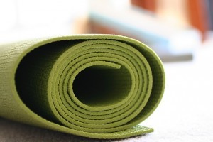 Photo of yoga mat by Whitney via Flickr