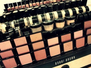 Bobbi Brown make up photo by Abbey Rosete via Flickr