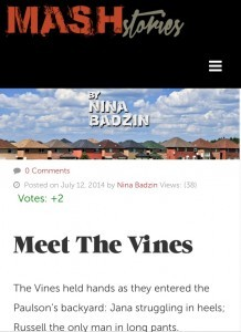 Meet the Vines on mash stories.com by Nina Badzin