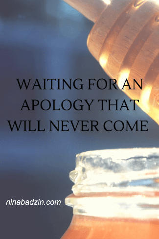 Forgiveness Without the Apology