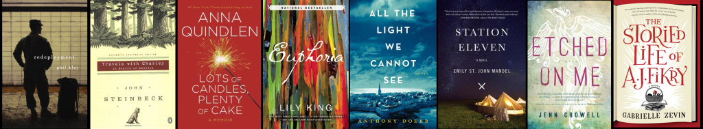 2014 GNB Favorite Books