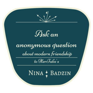 Ask Nina a Question