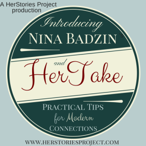 HerTake with Nina Badzin