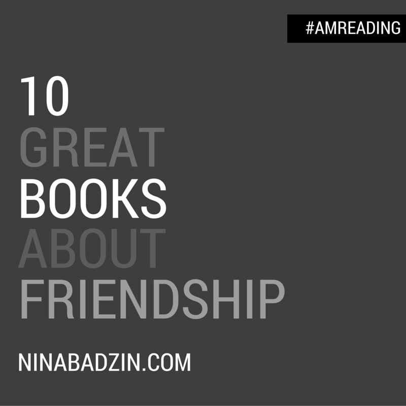 10 Great Books About Friendship