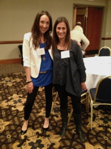 New Friends, Rare Chemistry, and Debut Author Julie Burton