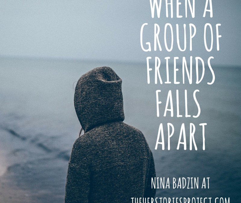 Leaving a Group of Friends