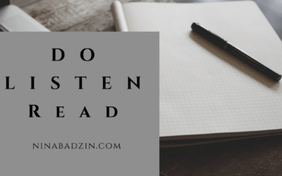 Do Listen Read: September