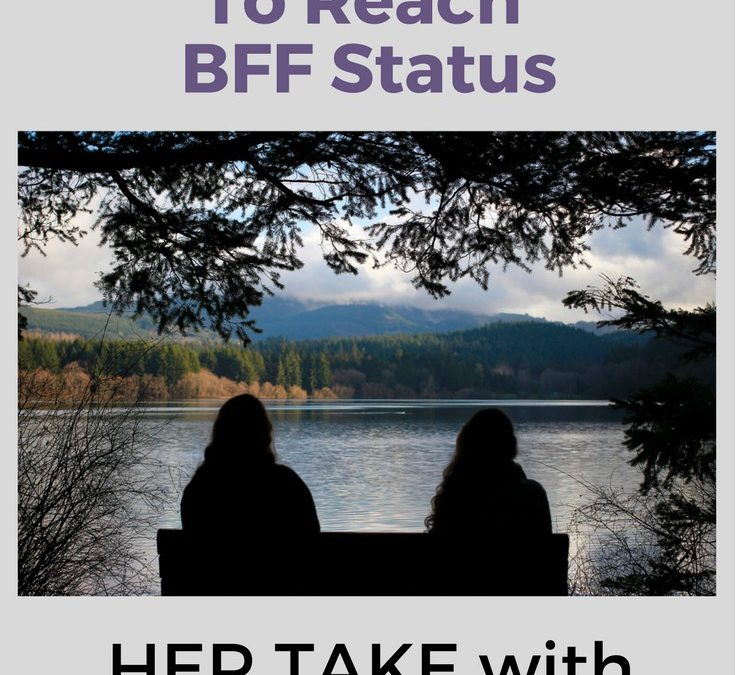 May Friendship Advice: Forcing a Friendship