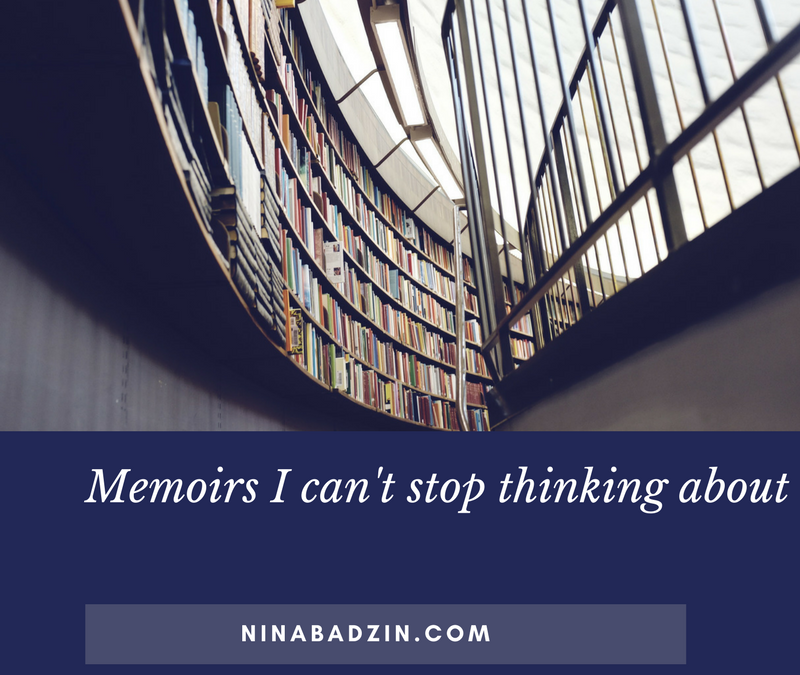 5 Memoirs I Can't Stop Thinking About