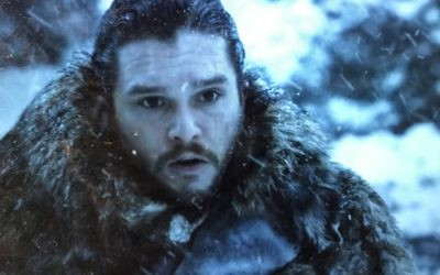 Game of Thrones, Episode 6, Beyond the Wall