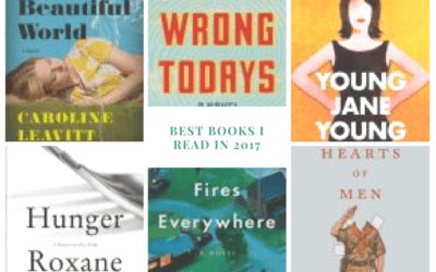 The Best 6 Books I Read in 2017