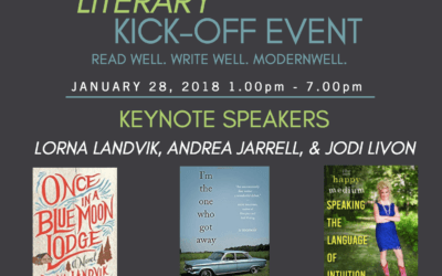 ModernWell Literary Conference Giveaway
