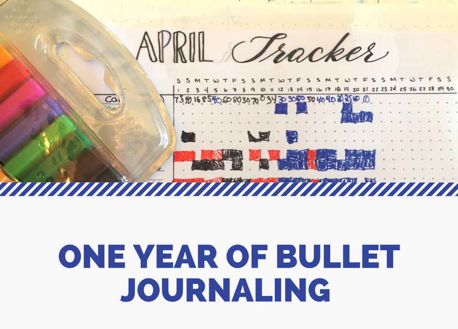 After One Year of Bullet Journaling